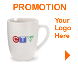 Promotional Products put your logo front and center